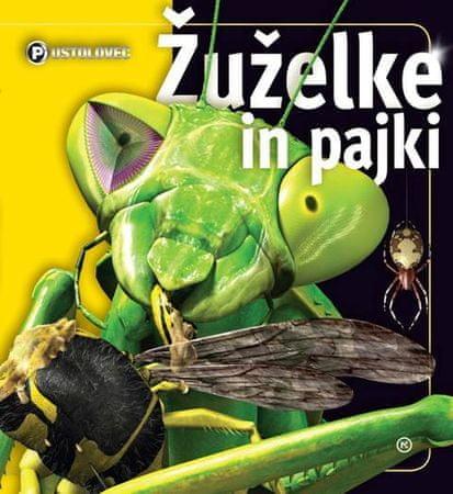 Žuželke in pajki, Noel Tait (broširana, 2012)