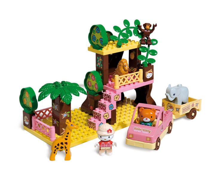 Unico Hello Kitty Safari