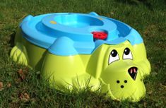 Marian Plast Pískoviště-bazének Pes s krytem