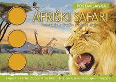 Afriški safari, Barbara Taylor (trda, 2013)