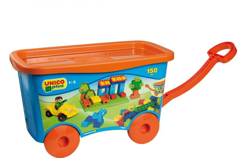 Unico Vozík s kostkami