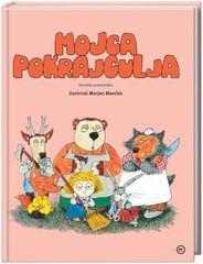 Mojca Pokrajculja, ljudska pravljica (broširana, 2013 (10. natis))