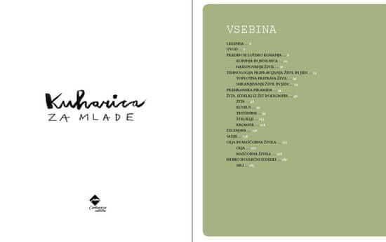 Kuharica za mlade, Milena Suwa Stanojević (trda, 2013 (1. ponatis))