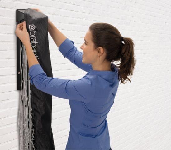 Brabantia Sušák prádla na stěnu Wallfix 24m