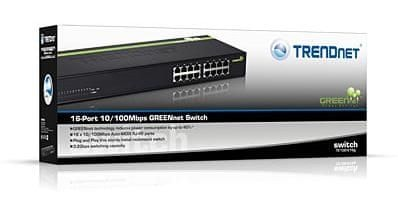 TrendNet Switch TRENDnet TE100-S16g 16-portni