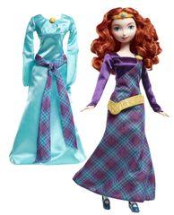 Mattel Odvážna Merida so šatami