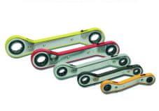 Mannesmann Werkzeug garnitura obročnih ključev z ragljo, 5 kom