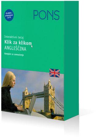 PONS Klik za klikom: Angleščina, Frederick McIntyre (2006)