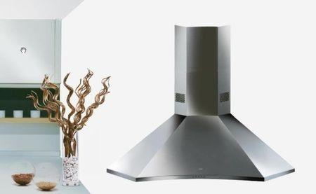 Faber kotna kuhinjska napa Solaris 100x100, inox