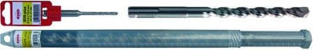 Udarni sveder SDS Plus, 10 x 250 / 310 mm