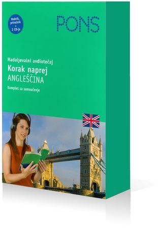 PONS Korak naprej: Angleščina, Katja Hald (2006)