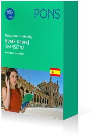 PONS Korak naprej: Španščina, María Engracia López Sánchez (2006)