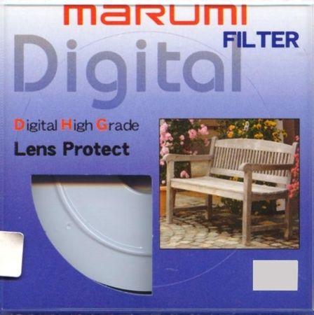 Marumi Filter DHG zaščitni - 62mm