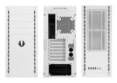 BitFenix ohišje Midi Tower Shinobi, brez napajalnika, belo-črno