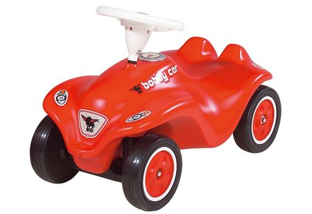 BIG Bobby Car Bébitaxi, piros