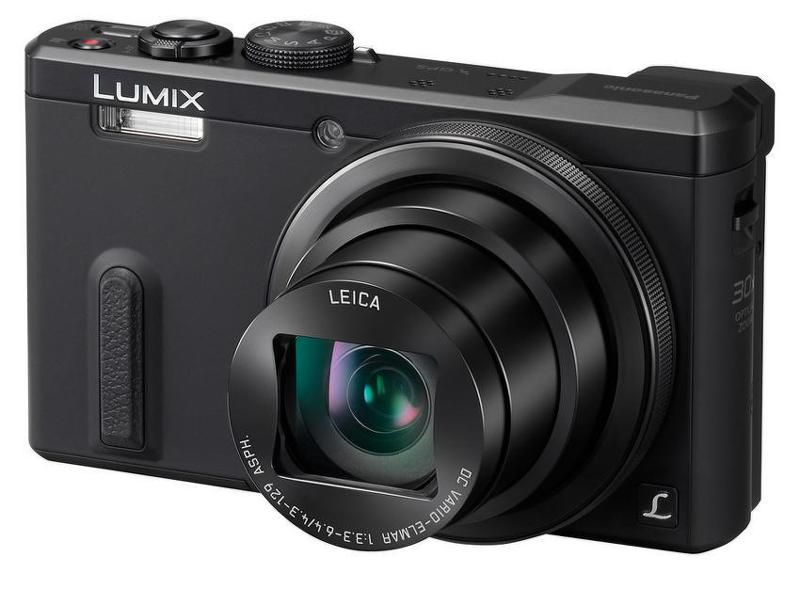Panasonic Lumix DMC-TZ60EP-K