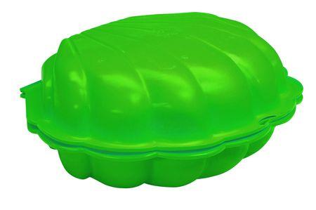 Paradiso peskovnik / bazenček školjka, zelen