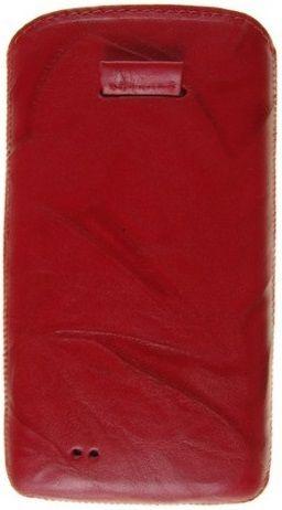 DC Cases Torbica za Samsung Galaxy S4/S3, rdeča