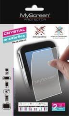MyScreen Protector Zaščitna folija Crystal + Antireflex za HTC Desire 200