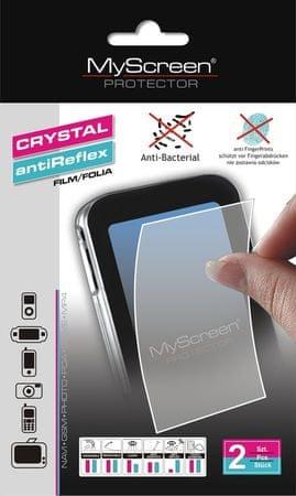 MyScreen Protector Zaščitna folija Crystal + Antireflex za HTC Desire 300