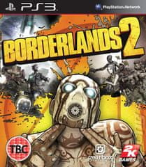 Gearbox Software Borderlands 2 (PS3)