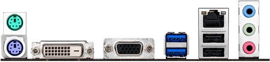 Asus matična plošča H81M-K, 1150