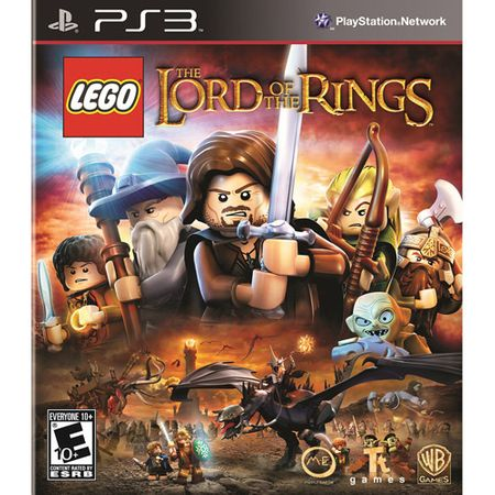 Traveller's Tales Lego:LordoftheRings(PS3)