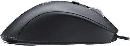 Logitech M500 Laser Mouse, černá (910-003726) - rozbaleno