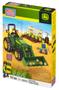 5 - MEGA BLOKS John Deere traktor (80840U)