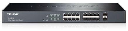 TP-Link Gigabitni switch TP-Link TL-SG2216, 16-portni