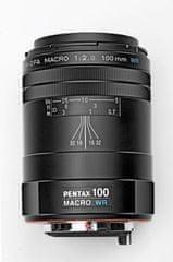 Pentax Makro objektiv smc DA 100 mm 2,8 WR
