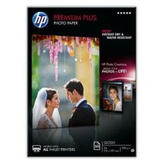 HP Foto papir Premium Plus Glossy Photo, 50 listov(CR674A)