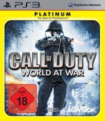 Activision Call of Duty: World at War Platinum (PS3)