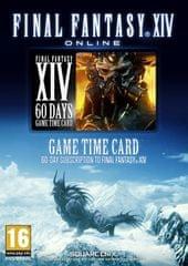 Square Enix Final Fantasy XIV Time Card