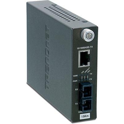 TrendNet Optični pretvornik TRENDnet TFC-110S15i