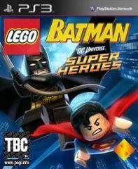 Traveller's Tales Lego Batman 2: DC Super Heroes (PS3)