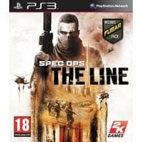 2K games Spec Ops: The Line Fubar Edition (PS3)