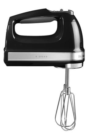 KitchenAid ročni mešalnik 5KHM9212EOB, črn