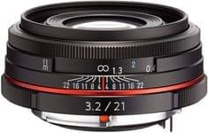 Pentax Objektiv HD DA 21 mm F3,2 AL Limited