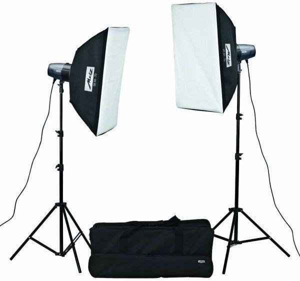 Metz MECASTUDIO BL-400 SB/UM-kit ll set studiových blesků