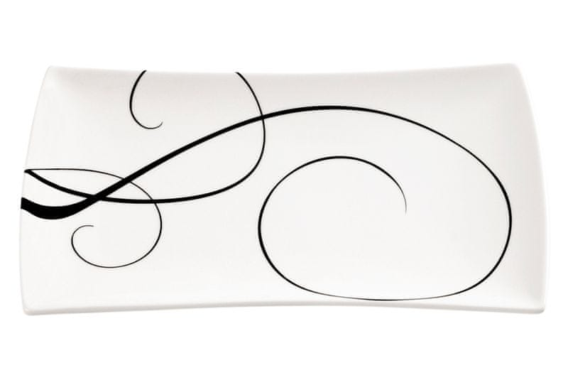 Maxwell & Williams Breeze obdélníkový talíř 20 x 11 cm