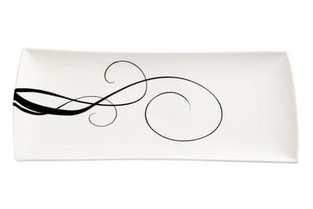 Maxwell & Williams Breeze obdélníkový talíř 40 x 20 cm
