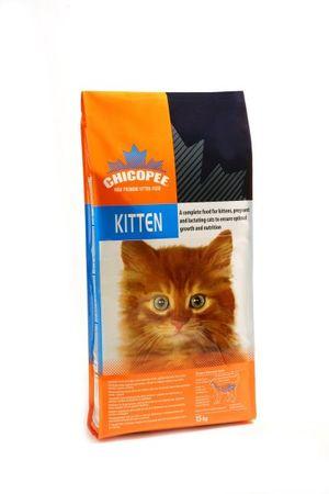 Chicopee hrana za mačje mladiče, 15 kg