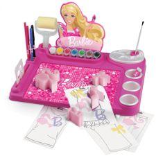 FARO Alapszintű Kreatív Sablon - Barbie Kreatív játék