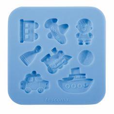 Tescoma silikonowa foremka DELÍCIA DECO, dla chłopców