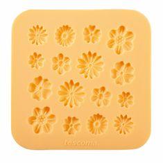 Tescoma DELÍCIA DECO szilikon virág forma, sárga