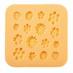 Tescoma silikonski kalup s cvetlicami Delicia Deco
