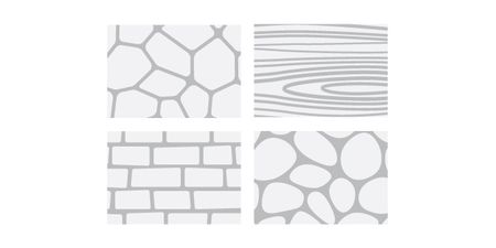 Tescoma dekorativne šablone Delicia, 4 vzorci