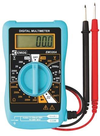 EMOS multimetar EM320A