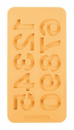 Tescoma silikonski modelčki DELICIA DECO, številke